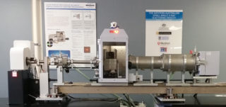 Small Angle X-Ray Scattering Instrument