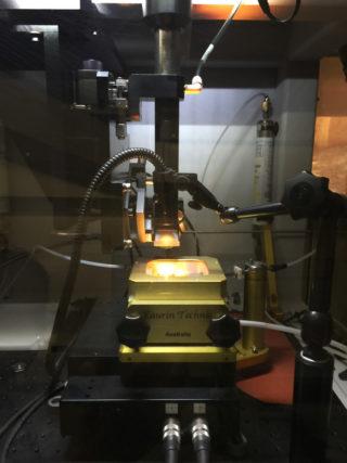 Resonetics Resolution M-50A Excimer Laser