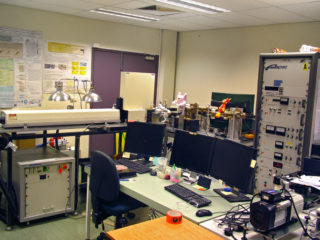 MAP Mass Spectrometer